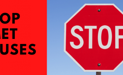STOP met excuses! - boekreview